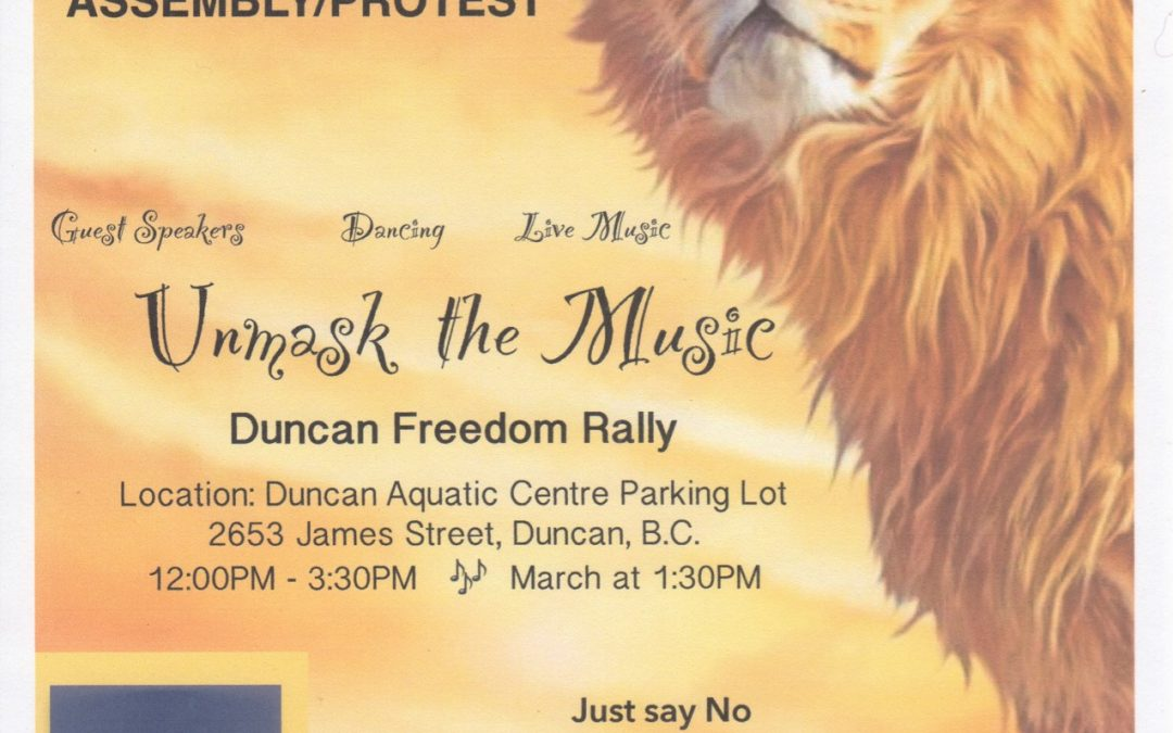 Unmask The Music – Duncan Mega Rally